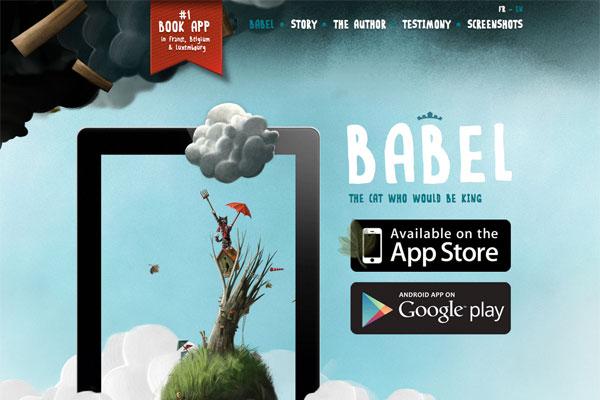 Babel,APP网站