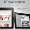 River of News for Google Reader