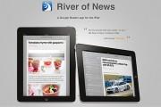 River of News for Google Reader