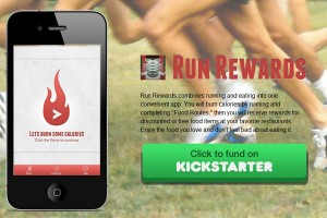 Run Rewards App