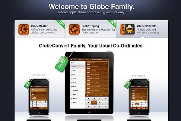 GlobeConvert应用软件网站