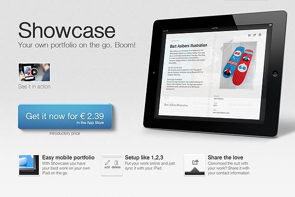 Showcase App,效率应用