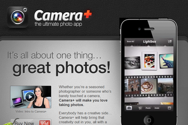 相机APP网站