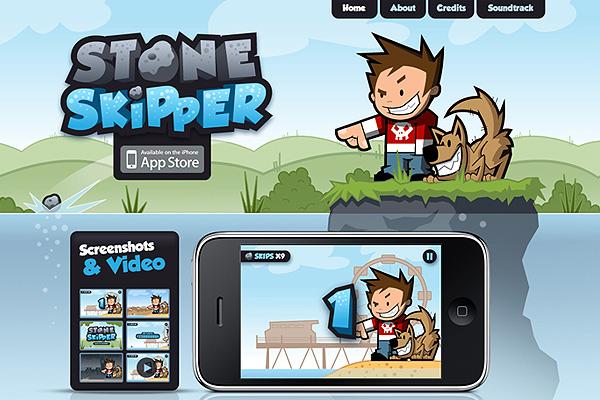 Stone Skipper APP酷站
